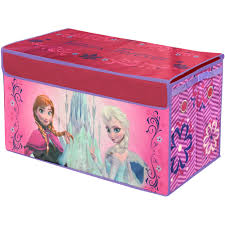 disney frozen oversized soft collapsible storage toy trunk