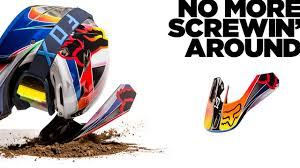 fox motocross helmets fox mx mvrs v3 helmet youtube