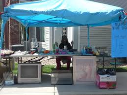 host a garage sale