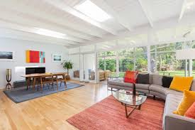 for 1 75m a crisp midcentury house in laurel canyon curbed la