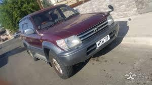 toyota land cruiser 1997 toyota land cruiser 90 prado 1997 suv 3 0l petrol automatic for