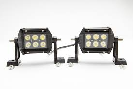 led lights revolutionary dual amberwhite led