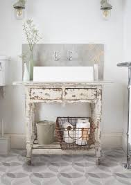 shabby chic bathroom decorating ideas shabby chic bathrooms are charming and cozy fresh design pedia