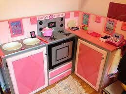 repurposing kitchen cabinets repurposed upper kitchen cabinets into a child u0027s play kitchen diy
