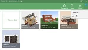 Windows 10 Home Design App to Create Home & Interior Design in 3D