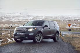 land rover discovery sport takes on iceland wsj