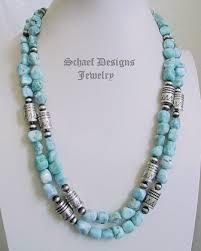 southwestern designs schaef designs larimar sterling silver bench bead