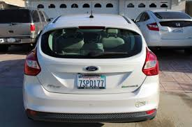 2012 ford focus electric for sale 1fahp3r48cl458416 ford focus electric ev ca single occupancy