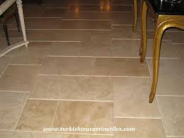 Beveled Edge Laminate Flooring Travertine Tile Flooring Flooring Designs