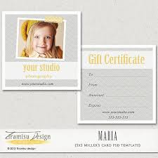 8 best gift certificate images on pinterest gift certificates