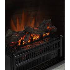 living room electric logs for fireplace with heat electric