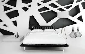 chambre noir blanc chambre à coucher deco chambre noir blanc design exemples
