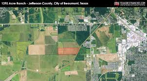 Jefferson County Tax Map Texas Best Ranches 139 Beaumont City Limits