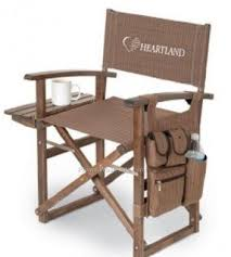 Tall Directors Chair With Side Table Director Chairs Foter