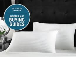 the best pillows you can buy for your bed business insider