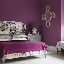 purple bedroom ideas ideal home factor in florals