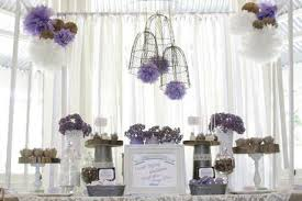 Purple Table L Purple Chocolate And Dessert Table By Paper Style Co