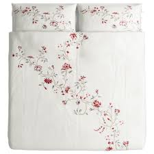 rödbinka duvet cover and pillowcase s full queen double queen