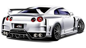 Nissan Gtr Body Kit - axell auto previews widebody kit for nissan gt r