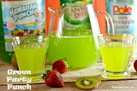green punch the farmwife drinks