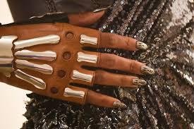 nyfw spring 2017 nails morgan taylor at the blonds nail it
