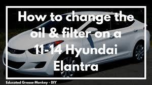 how many quarts of does a hyundai accent take how to change the on a 2011 2015 hyundai elantra egm diy