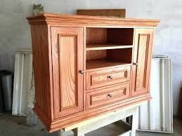 tv cabinets with doors to hide tv cabinet ideas to build