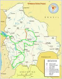 Lake Titicaca Map Map