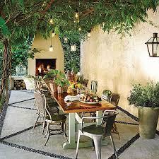 Backyard Fireplace Ideas Glowing Outdoor Fireplace Ideas Southern Living