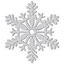 snowflake cutouts silver glitter snowflake wedding