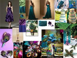 peacock themed wedding peacock theme pantone wedding styleboard the dessy