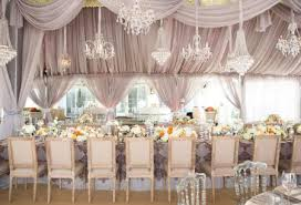 wedding reception tabletop decor