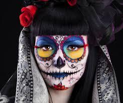 pictures sugar skull makeup for rainbow sugar skull