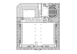 gallery of the carreau du temple studiomilou architecture 16 the carreau du temple floor plan