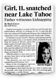 Jaycee Dugard Backyard Woman Held Captive For 18 Years Resurfaces Wsj
