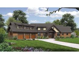 home plans craftsman home plan homepw77241 2528 square foot 3 bedroom 2 bathroom