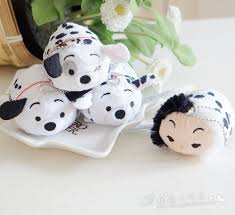 aliexpress buy 101 dalmatians tsum tsum mini plush doll