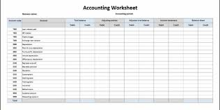 Balance Sheet Reconciliation Template Account Ledger Template Expensereport2 Jpg Free Accounting