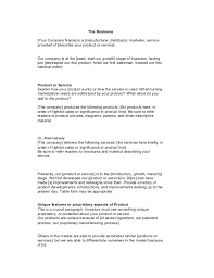 startup business plan template startup nameone line business