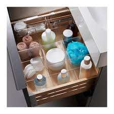 Bathroom Drawer Storage by Godmorgon Storage With Compartments Ikea Dividers Allow You To