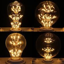 specialty light bulb stores e27 3w vintage edison led cob filament decor ls warm white st64