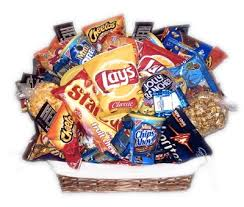 junk food basket junk food and how sweet it is bonding with food