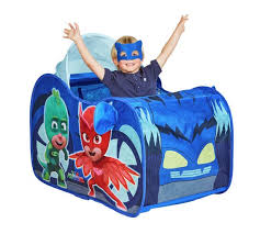 buy pj masks play tent mask argos uk shop