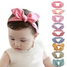 bow headband bow headband bunny bow knot hairband vintage butterfly girl