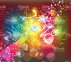 happy new years posters happy new year 2018 greeting card or poster design with colorful