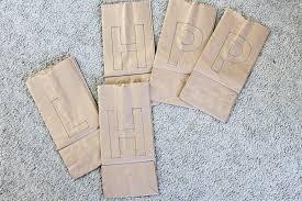 Halloween Luminary Bags Make by Halloween Luminaries Who Arted