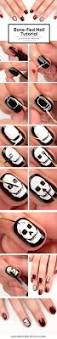 25 best skull nails ideas on pinterest is hair dead skull nail