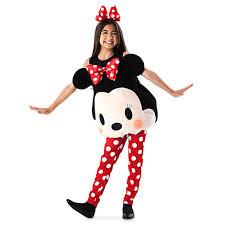 Cute Minnie Mouse Halloween Costume Disney Halloween Tricks Treats Costumes Minnie Mouse