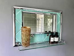 retro bathroom mirrors vintage retro bathroom mirror shelf top bathroom pros and cons