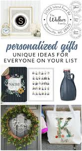 unique personalized gifts sure to wow everyone on your list the